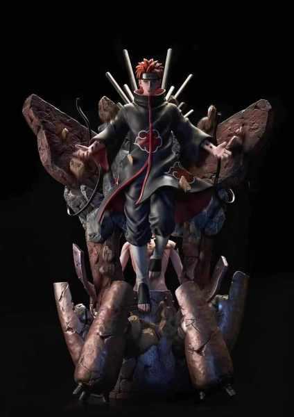 【Pre order】ZUOBAN Naruto Pain A bridge to peace Resin Statue Deposit