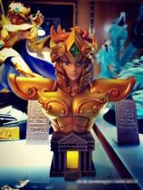 【In Stock】XZ Studio Saint Seiya the Zodiac No.01 Leo Aioria 1/5 Scale Bust Resin Statue