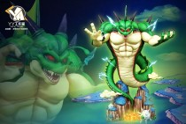 【Pre Order】YY Studio Dragon Ball Z Namek Shenron Porunga Resin Statue Deposit