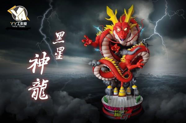【Pre Order】YY Studio Dragon Ball Z Black Star Shenron Resin Statue Deposit