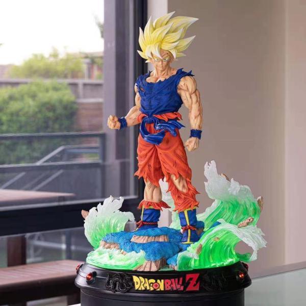 【Pre order】KD Collectibles Dragon Ball Z Super Goku in Namek 1/4 Scale Resin Statue Deposit