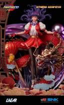【Pre order】LiNEAR Studio KING OF FIGHTERS Asamiya Athena Resin Statue Deposit(Copyright)
