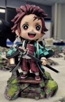 【In Stock】Showhand Studio  Demon Slayer Kamado Tanjirou SD Resin Statue