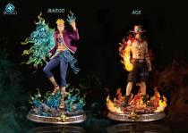【Pre order】Dream Studio One Piece Marco 1:5 Scale Resin Statue Deposit