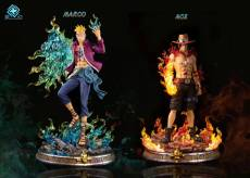 【Pre order】Dream Studio One Piece Marco 1:5 Scale Resin Statue Deposit