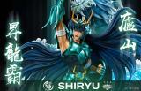 【Pre order】FairyLand & TPA Saint Seiya Shiryu Dragon 1/6 Scale Resin Statue Deposit