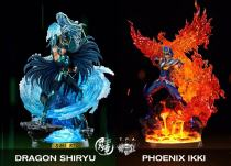 【Pre order】FairyLand & TPA Saint Seiya Shiryu Dragon 1/6 Scale Resin Statue Deposit