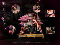【Pre order】TPA Studio BLEACH Kyoraku Shunsui 1/6 Resin Statue Deposit