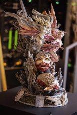 【Pre order】Figurama Claymore Teresa VS Priscilla Resin Statue Deposit(Copyright)