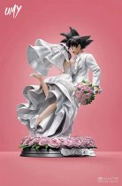 【Pre order】UMY Studio Dragon Ball Z Goku Married ChiChi 1:6 Scale Resin Statue Deposit