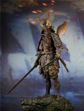 【Pre order】Taping Shell Studio The Spirit samurai Insect Warrior Resin Statue Deposit