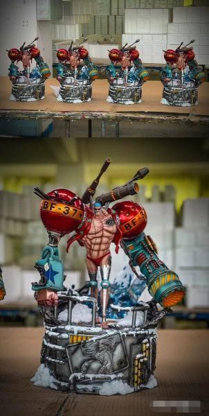 【In Stock】DT Studio Super Franky Resin Statue