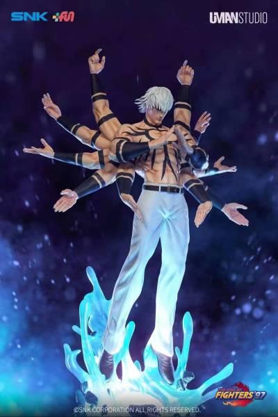 【Pre order】UMAN Studio KING OF FIGHTERS Orochi Statue Deposit(copyright)