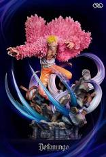 【Pre order】Infinite Studio One-Piece The Top War No.01 Donquixote Doflamingo  Resin Statue Deposit