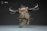 【Pre order】CangMing Studios  Eastern Monsters Series No.3 Bobbit  Bi Gu Resin Statue Deposit
