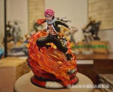 【In Stock】LSeven Studio Fairy Tail Fire Dragon Natsu 1/6 Resin Statue