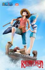 【Pre order】Toei Animation One Piece ROMANCE DAWN 1:4 Scale Resin Statue Deposit(Copyright)