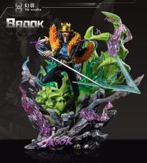 【Pre Order】Yu Studio One-Piece Brook Resin Statue Deposit