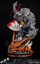 【Pre order】Clouds Studio Hokages Resonance Series No.4 Namikaze Minato Resin Statue Deposit