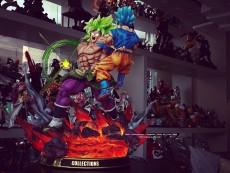 【In Stock】Figure Class Dragon Ball Super Broly VS Goku 1:6 Resin Statue