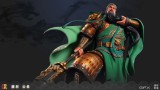 【Pre order】Immortals Studio Romance of the Three Kingdoms GuanYu Deposit(Copyright)