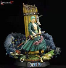 【Pre order】Legendary Studio One Piece Roronoa Zoro 1/4 Resin Statue Deposit