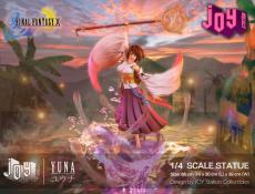 【Pre order】JOY Station collection  Final Fantasy X Yuna Resin Statue Deposit