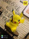 【Pre order】PMT Studio Pokemon pikachu Lifesize Wireless charging dock for mobile phones Resin Statue Deposit