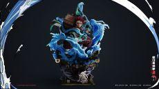 【Preorder】Last Sleep Studio  Demon Slayer Kamado Tanjirou Resin Statue Deposit