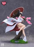 【Pre order】YOMI優米 Naruto Sexy Hyuga Hinata 1:6 Scale Resin Statue Deposit