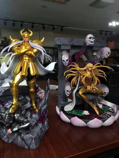 【In Stock】TPA Studio Saint Seiya Lost Canvas Taurus Aldebaran Resonance Series 1:6 Scale Resin Statue