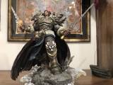 【In Stock】BIGFOOT  Warcraft WOW Varian Wrynn 1/5 Resin Statue