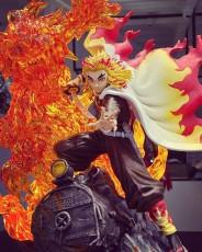 【In Stock】TNT Studio Demon Slayer Rengoku Kyoujurou 1/6 Scale Resin Statue