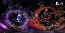 【Pre order】CHENG STUDIO & JacksDo Demon Slayer: Kokushibou / Tsugikuni Michikatsu & Tsugikuni Yoriichi Resin Statue Deposit
