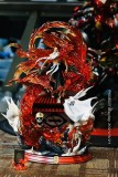 【In Stock】WS-Studio BLEACH Gotei Yamamoto Genryuusai Shigekuni 1:6 Scale Resin Statue