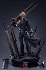 【Pre order】FE STUDIOS Final Fantasy VII FF7 Cloud Resin Statue Deposit