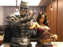 【In Stock】INFINITY Studio DC Universe Batman Bruce Wayne Life Size Bust(Copyright)
