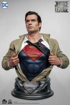 【Pre order】INFINITY Studio DC Universe Superman Clark Kent Life Size Bust(Copyright)