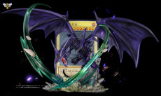 【Pre order】 Wasp Studio Duel Monsters Yu-Gi-Oh​ 遊☆戯☆王 Series Red-Eyes Black Dragon Resin Statue Deposit
