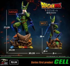 【Pre order】T-Rex Studio Dragon Ball Z Cell Games Resin Statue Deposit