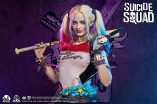 【Pre order】INFINITY Studio DC Universe Superman Harley Quinn Life Size Bust(Copyright)