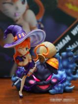 【In Stock】Little Love Studio One Piece Kitty Witch Nami SD Resin Statue