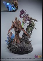 【Pre order】Toys Evolution Assassination Battle-01  Resin Statue Deposit