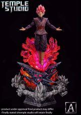 【Pre order】Temple Studio Dragon Ball Super Goku Rose 1/6 Scale Resin Statue Deposit