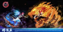 【Pre order】Fantasy Studio Demon Slayer: Akaza あかざ  Resin Statue Deposit