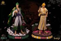 【Pre order】Dream Studio One Piece Wano Sanji 1:4 Scale Resin Statue Deposit