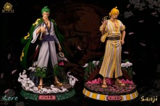 【Pre order】Dream Studio One Piece Wano Sanji 1:4 Scale Resin Statue Deposit