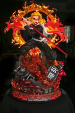【In Stock】Jianke Studio Demon Slayer Rengoku Kyoujurou 1/6 Scale Resin Statue