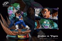 【Pre order】ARS Studio Dragon Ball Z Vegeta VS Zarbon Resin Statue Deposit