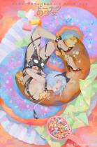 【Pre order】eopstudio The doughnut Girl Resin Statue Deposit